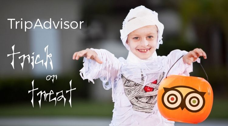 TripAdvisor Trick or Treat